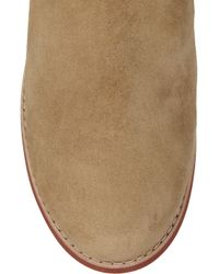 Kors by Michael Kors Brown Nanette Suede Knee Boots