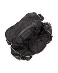 Alexander Wang - Black Jane Zip-detailed Leather Tote - Lyst