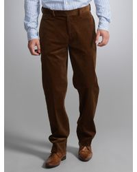 Polo Ralph Lauren Suffield Corduroy Trousers Brown for men