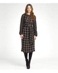 Tory Burch - Black Borner Dress - Lyst