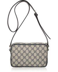 Gucci | Gray Dionysus Rear Pocket Shoulder Bag | Lyst