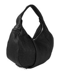 Alexander Wang Black Morgan Hobo Bag