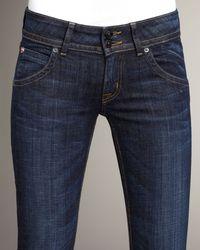 Hudson Jeans Blue Signature Boot-cut Loving Cup Jeans