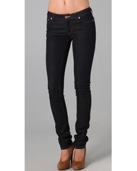 Acne | Blue Kex Jeans - Soft Raw | Lyst