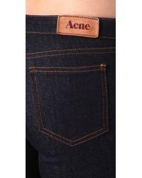 Acne Studios - Blue Kex Jeans - Soft Raw - Lyst