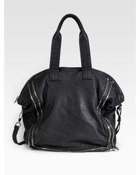 Alexander Wang | Black Trudy Tote Bag | Lyst