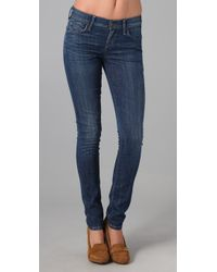 Citizens of Humanity | Blue Avedon Skinny Leg Jeans | Lyst