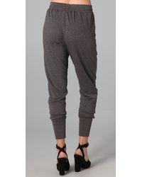 Dallin Chase | Gray Newton Drawstring Pants | Lyst