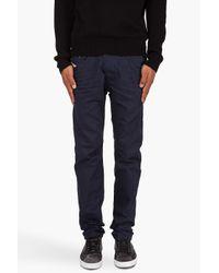 DIESEL - Blue Darron 8qu Jeans for Men - Lyst
