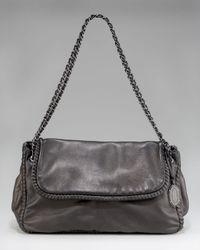 Elie Tahari | Nina Chain-strap Shoulder Bag, Black | Lyst