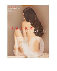 Falke - Gray Pure Matt 50 Denier Tights - Lyst