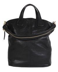 Givenchy Black Nightingale Shopper Bag
