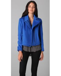 Rag & Bone | Blue Grosvenor Jacket | Lyst