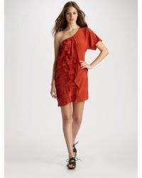 Sachin & Babi | Red Francis Dress | Lyst