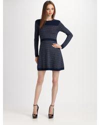 Steven Alan | Blue Womens Robin Dress | Lyst