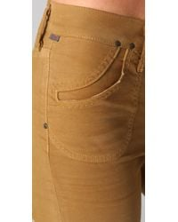 Citizens of Humanity - Brown Angie Super Flare Jeans - Lyst