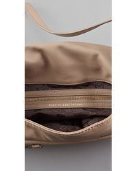 Marc By Marc Jacobs - Natural Petal To The Metal - Natasha Flap Crossbody Bag - Lyst