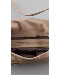 Marc By Marc Jacobs Natural Petal To The Metal - Natasha Flap Crossbody Bag