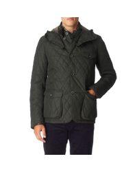 Barbour Green Sports Jacket for men
