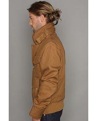 G-Star RAW | Brown The New Fleet Bomber Jacket in Bastogne for Men | Lyst