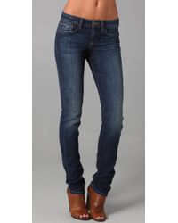 Joe's Jeans | Blue Cigarette Straight & Narrow Jeans | Lyst
