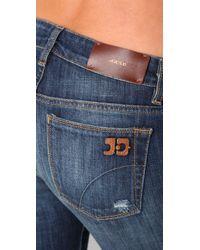 Joe's Jeans | Blue Cigarette Straight & Narrow Jeans | Lyst