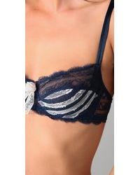 Lise Charmel | Blue Elegance Regate Demi Bra | Lyst