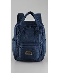 Marc By Marc Jacobs | Blue Pretty Nylon Knapsack | Lyst