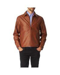 Ralph Lauren Brown Benfield Jacket for men