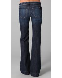 Siwy - Blue Penelope Classic Pocket Flare Jeans - Lyst