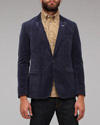 Gant Rugger | Blue Cordster Jacket for Men | Lyst