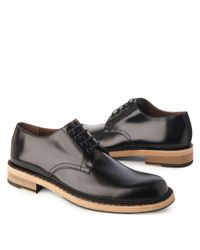 Acne Studios Black Bleeker Shoes for men