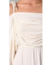 Daughters of the Revolution - White Goddess Mini Dress - Lyst