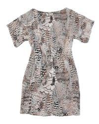 Rag & Bone - Multicolor Dalmeny Dress - Lyst