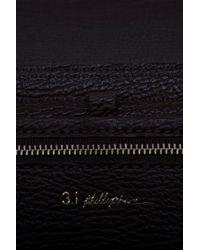 3.1 Phillip Lim | Black Pashli Messenger Bag | Lyst