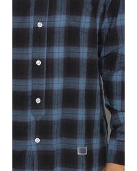 Freshjive - The Nightly Buttondown Shirt in Black for Men - Lyst