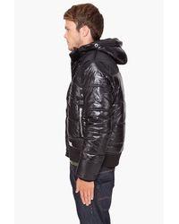 G-Star RAW - Black Belton Bomber Jacket for Men - Lyst
