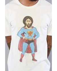 Insight White Super Jesus for men