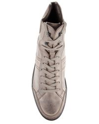 Tod's Gray High-top Trainer for men