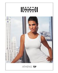 Wolford   Black Athens Top- Basics   Lyst