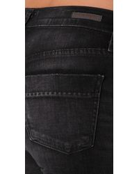 Citizens of Humanity - Black Angie Super Flare Jeans - Lyst