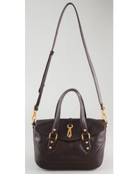 Marc By Marc Jacobs - Brown Voyage Satchel - Lyst
