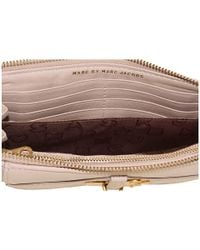 Marc By Marc Jacobs - Natural Petal To The Metal Zip Clutch Fa11 D3 - Lyst