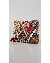 Antik Batik - Multicolor Aden Clutch - Lyst