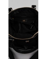 Anya Hindmarch | Black Small Huxley Tote | Lyst