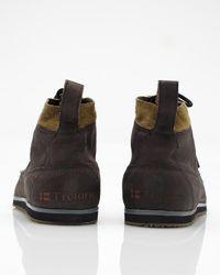 Tretorn - Black Walden Boot Leather for Men - Lyst