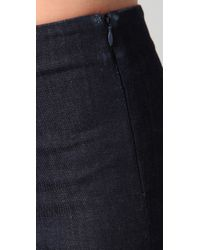 Citizens of Humanity - Gray Fantasy Wide Leg Jeans - Lyst