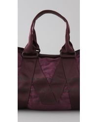 Marc By Marc Jacobs | Purple M Standard Supply Small Cargo Satchel | Lyst