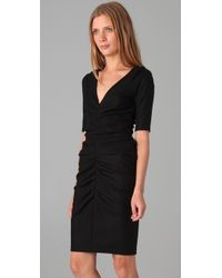 Obakki | Black Hutton Dress | Lyst
