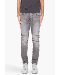 Ksubi | Gray Chitch Jeans for Men | Lyst